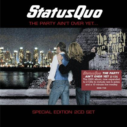 Status Quo - Party Ain't Over Yet - 2016 Version (2 CDs)