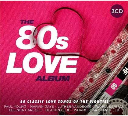 80s Love Album (3 CDs)