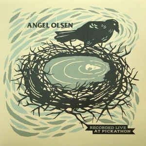 Angel Olsen & Steve Gunn - Live At Pickathon (LP)