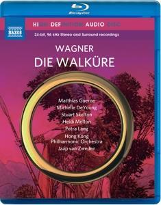 Matthias Goerne, Michelle DeYoung, Peter Lang, Richard Wagner (1813-1883) & Jaap van Zweden - Walküre - Bluray Only!!!