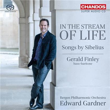 Jean Sibelius (1865-1957), Edward Gardner, Gerald Finley & Bergen Philharmonic Orchestra - In The Stream Of Life - Songs of Sibelius