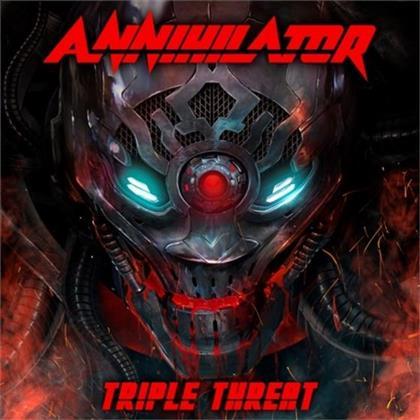 Annihilator - Triple Threat (Standard Edition, 2 CDs)