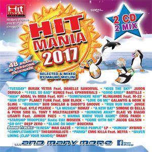 Hit Mania 2017 (2 CDs)