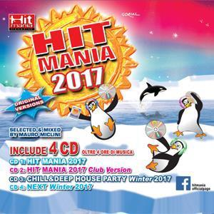 Hit Mania 2017 (4 CDs)