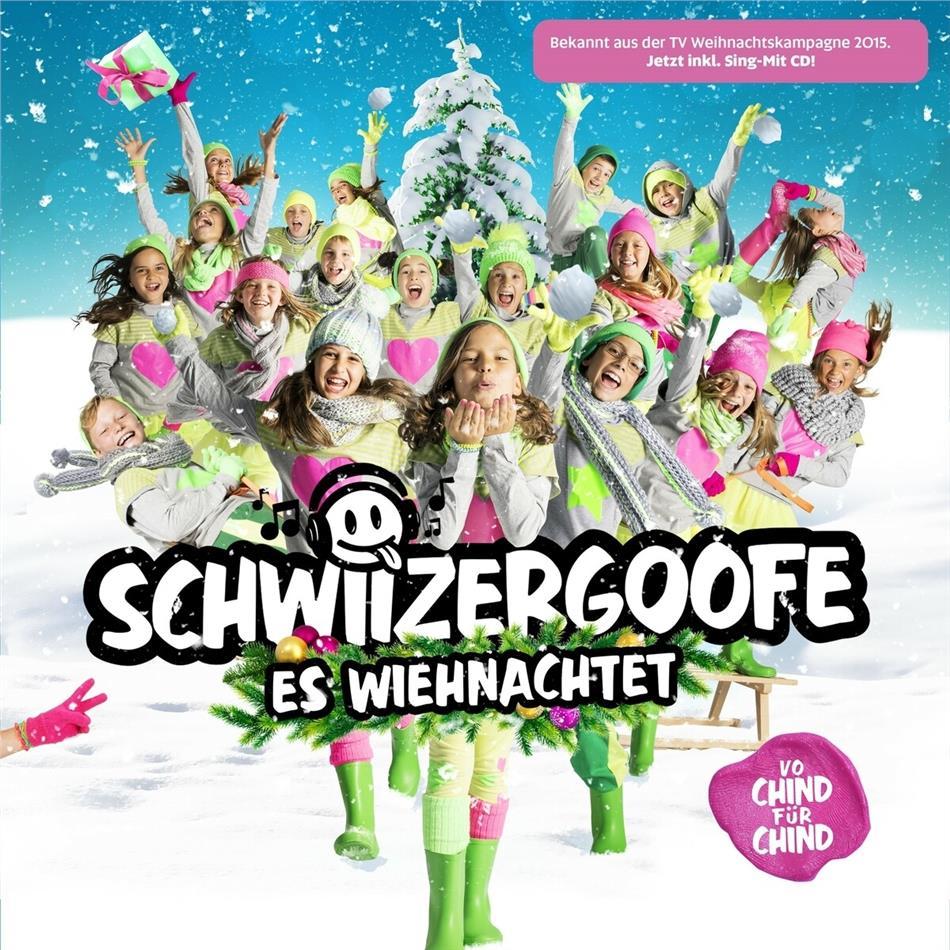 Schwiizergoofe - Es Wiehnachtet (2 CDs)