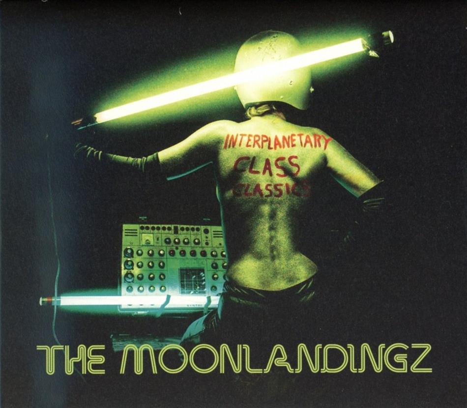 Moonlandingz (Fat White Family / Eccentronic Research Council) - Interplanetary Class Classics