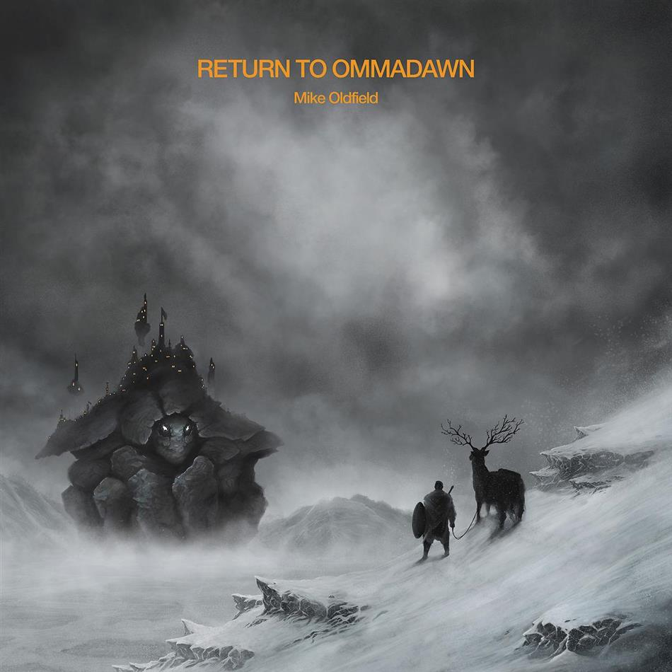 Mike Oldfield - Return To Ommadawn (Limited Edition, CD + DVD)