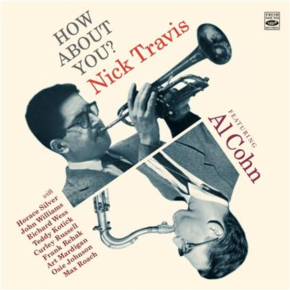 Nick Travis feat. Al Cohn - How About You ?