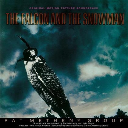 The Falcon & The Snowman & Pat Metheny - OST - Music On Vinyl (LP)
