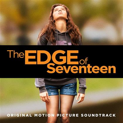 Edge Of Seventeen - OST - Music On Vinyl - Limited Orange Vinyl (Colored, 2 LPs)