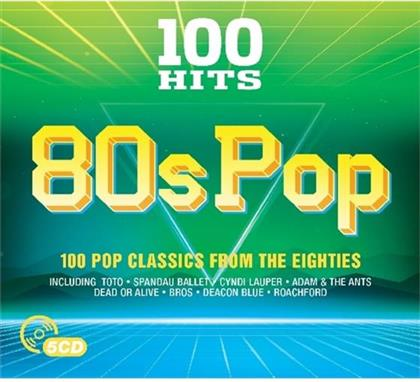 100 Hits - 80s Pop (5 CDs)