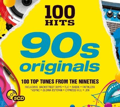 100 Hits - 90s Originals (5 CDs)