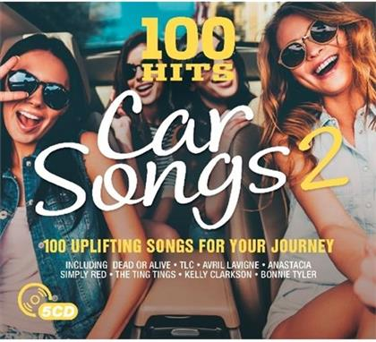 100 Hits - Car Songs 2 (5 CDs)