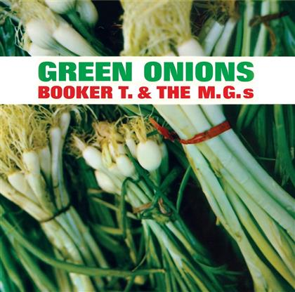 Booker T & The MG's - Green Onions - Remastered Edition/Bonus Tracks