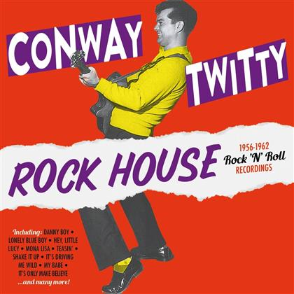 Conway Twitty - Rock House (Remastered)