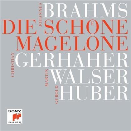 Christian Gerhaher, Walser Martin, Gerold Huber & Johannes Brahms (1833-1897) - Die Schöne Magelone (2 CDs)