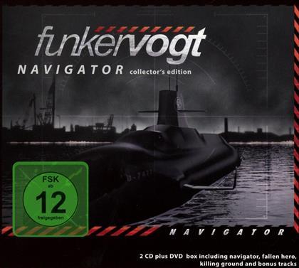 Funker Vogt - Navigator (Collector's Edition, 2 CDs + DVD)