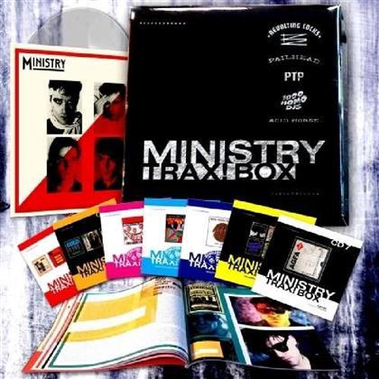 Ministry - Trax! Box (7 CDs)