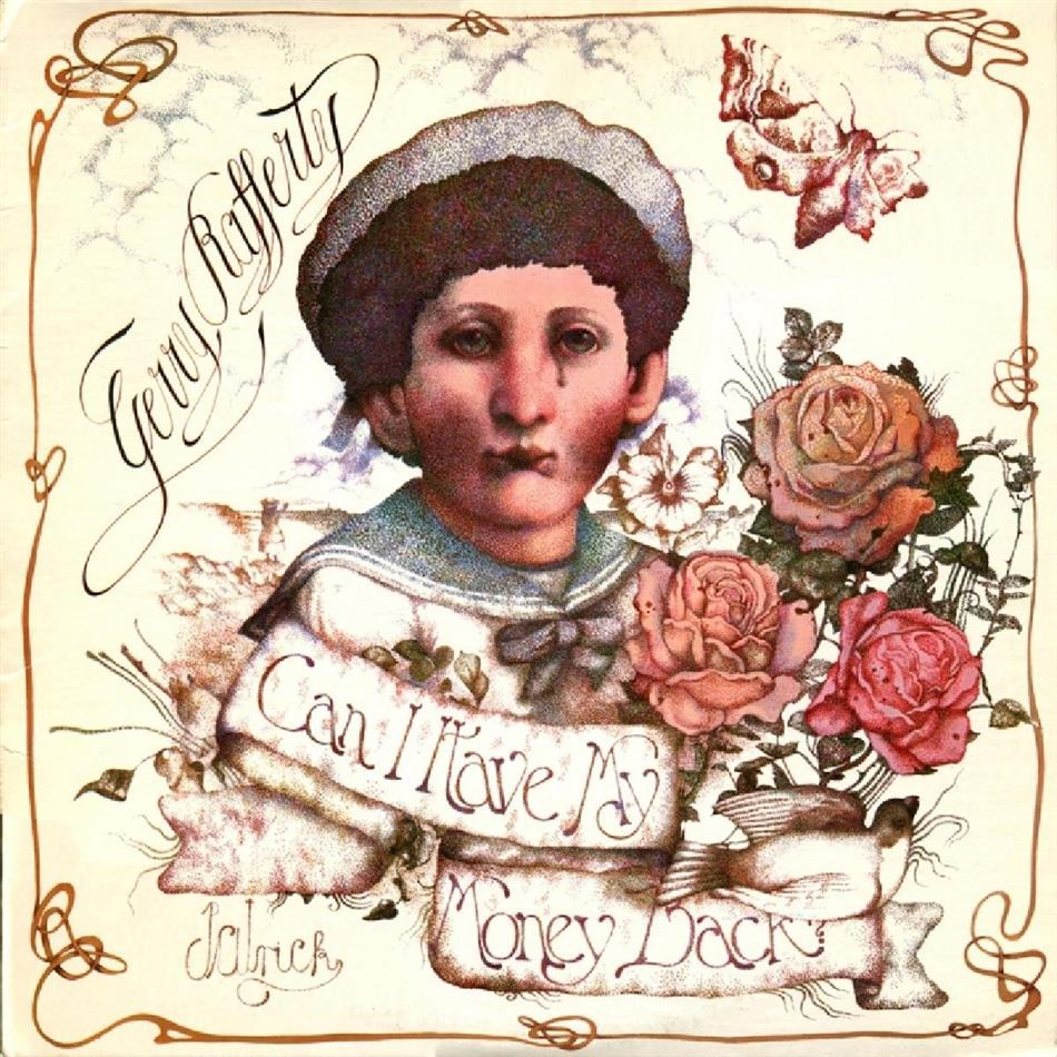Gerry Rafferty - Can I Have My Money Back (Remastered)