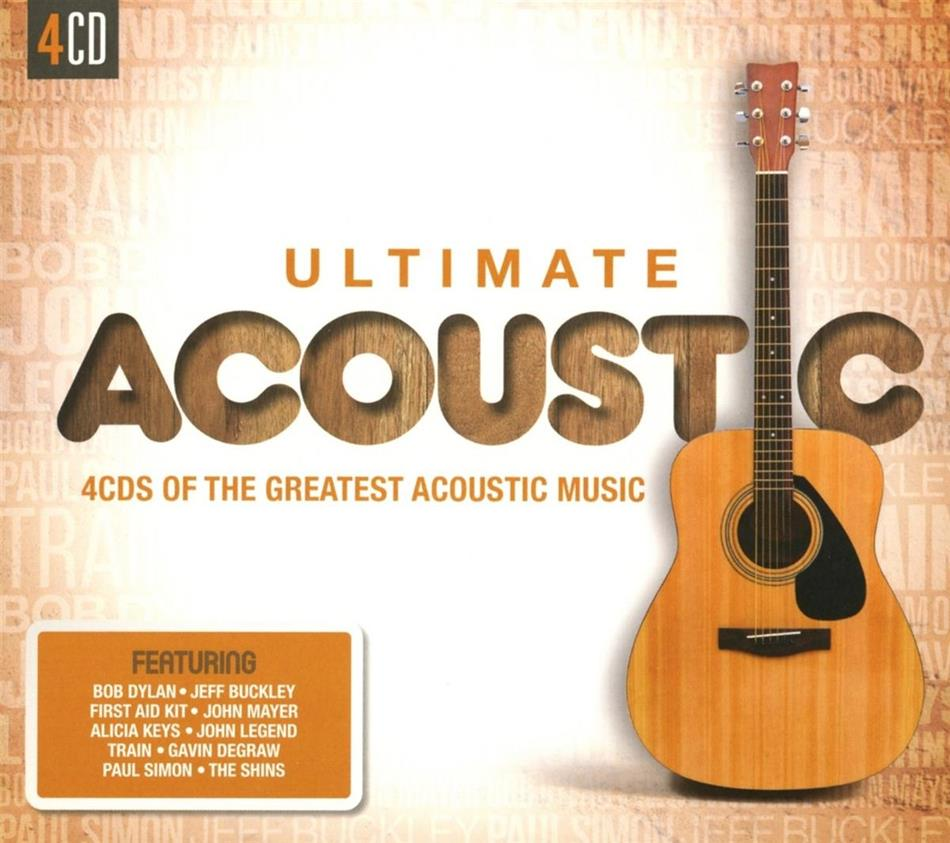 Ultimate... Acoustic (4 CDs)