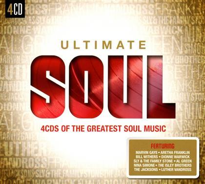 Ultimate... Soul (4 CDs)