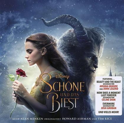 Alan Menken - Die Schöne Und Das Biest - OST (CD)