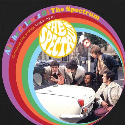 Spectrum - All The Colours Of The Spectrum (2 CDs)
