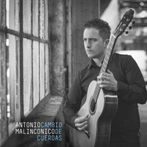 Antonio Malinconico - Cambio De Cuerdas (LP)