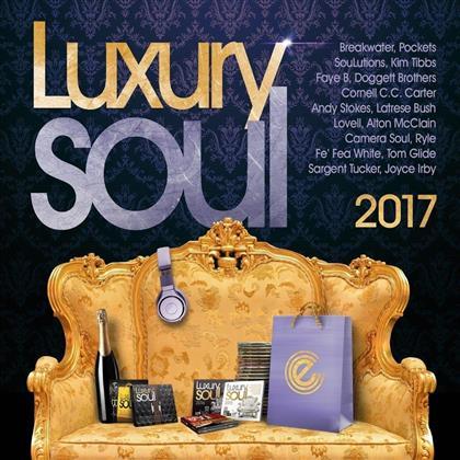 Luxury Soul 2017 - Various (3 CDs)