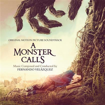A Monster Calls - OST (2 LPs)