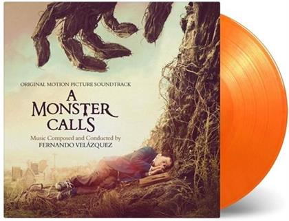 A Monster Calls - OST - Limited Coloured Vinyl (Colored, 2 LPs)