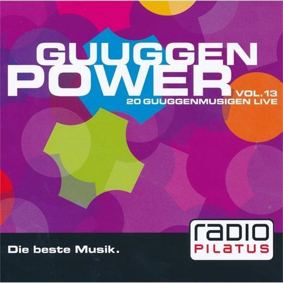 Guuggen Power - Vol. 13