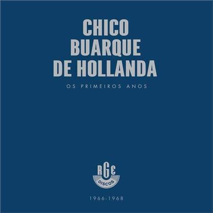 Chico Buarque - Os Primeiros Anos (4 LPs)