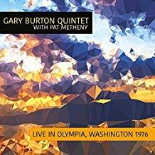 Gary Burton & Pat Metheny - Live In Olympia, Washington 1976