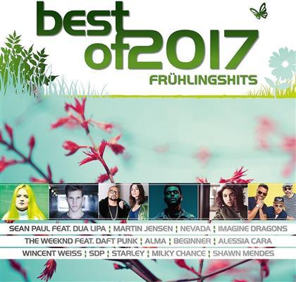 Best Of 2017 - Fruehlingshits (2 CDs)