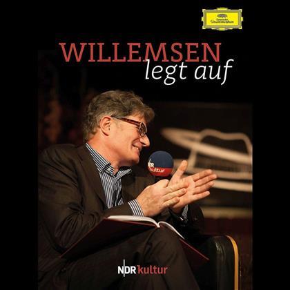 Roger Willemsen, Johannes Brahms (1833-1897), Duke Ellington, George Gershwin (1898-1937), Eric Satie (1866-1925), … - Willemsen Legt Auf (9 CDs + DVD)