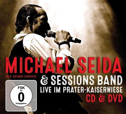 Seida Michael - Seida Live Im Prater Kaiserwiese
