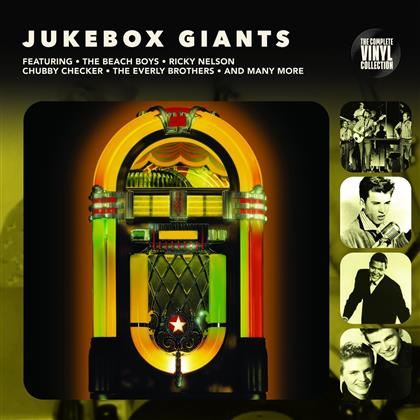 Jukebox Giants - Various (LP)