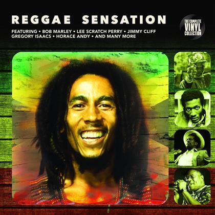 Reggae Sensation - Various (LP)