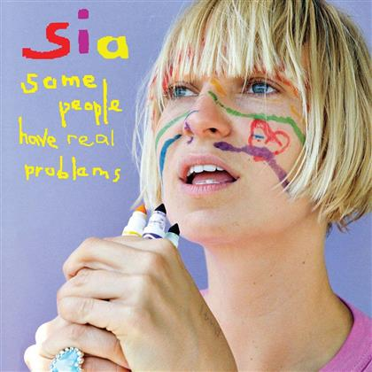 Sia - Some People Have Real Problems (LP + Digital Copy)