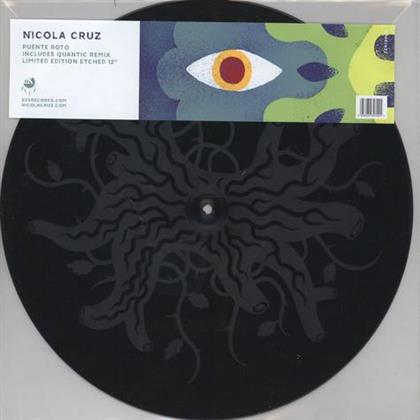 """Nicola Cruz - Puente Roto - RSD 2017 (12"""" Maxi)"""