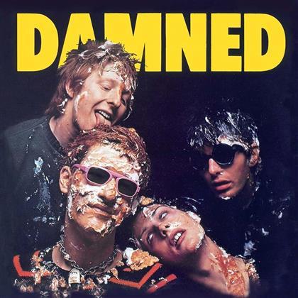 The Damned - Damned Damned Damned - 2017 (LP)