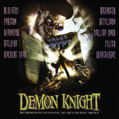 Demon Knight - OST - Real Gone Music, Green Vinyl (Colored, LP)