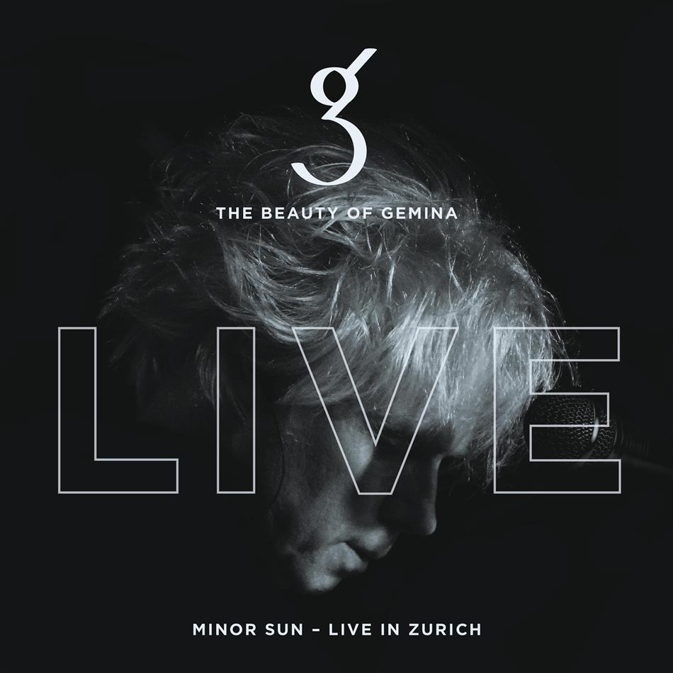 The Beauty Of Gemina - Minor Sun - Live In Zurich - Digipack/40 Page Booklet (2 CDs)