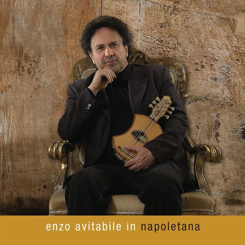 Enzo Avitabile - Napoletana (2017 Reissue)