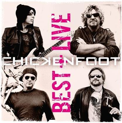 Chickenfoot - Best + Live (2 CDs)