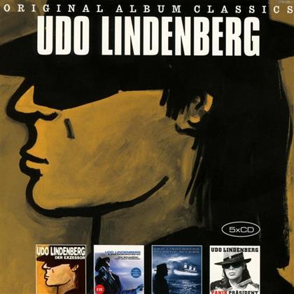 Udo Lindenberg - Original Album Classics (5 CDs)