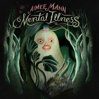 Aimee Mann - Mental Illness (Colored, LP)