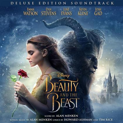 Alan Menken - Beauty & The Beast - OST (Limited Deluxe Edition, 2 CDs)