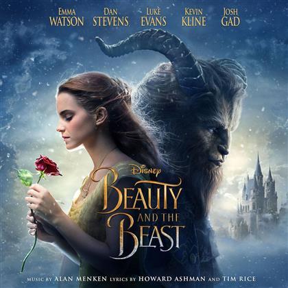 Alan Menken - Beauty & The Beast - OST (CD)